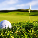 How can you become a good and a competent golf player?